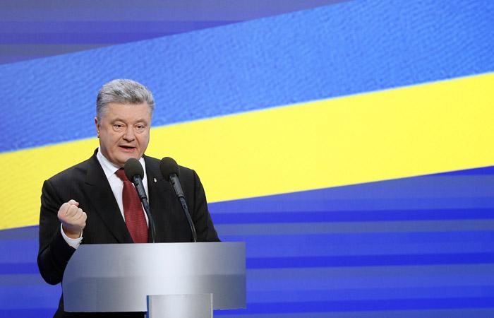 Порошенко обвинил Россию в газовом шантаже Украины и Европы