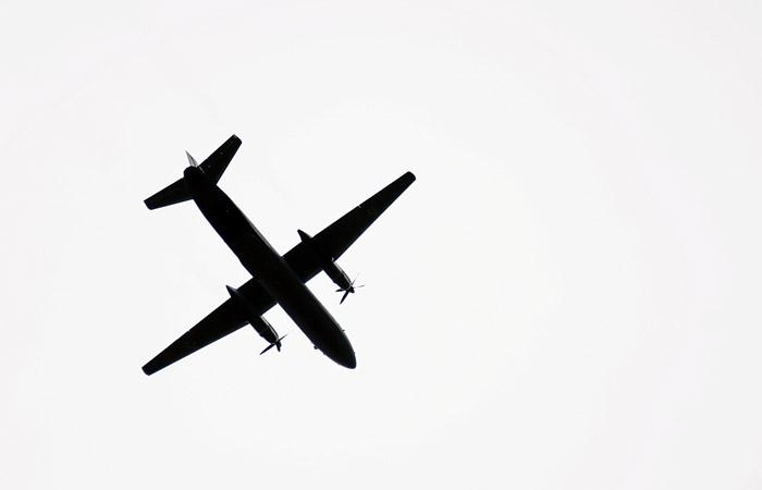Уголовное дело возбуждено по факту крушения самолета Ан-26 в Сирии