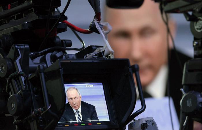 ЦИК счел законной анонсированную премьеру фильма с участием Путина в соцсетях