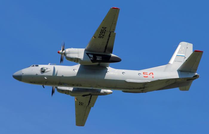 На разбившемся Ан-26 не было гражданских лиц