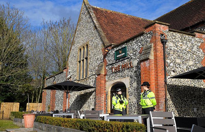 В МВД Великобритании заявили о наличии плана ответа на атаку против Скрипаля