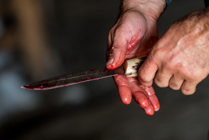 Неизвестный напал с ножом на пешеходов в Вене