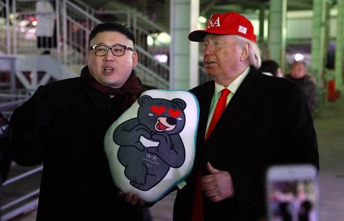Трамп согласился встретиться с Ким Чен Ыном
