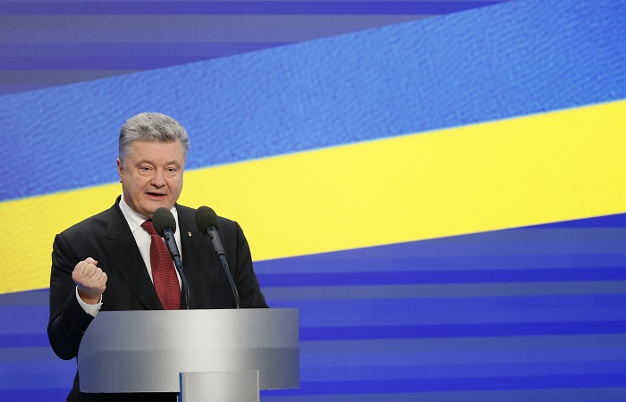 """Порошенко пригрозил арестовать имущество """"Газпрома"""""""