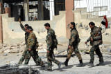 В результате переговоров первая группа из тринадцати боевиков покинула зону деэскалации Восточная Гута
