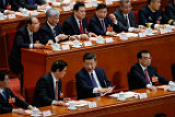 В Китае отменили ограничение срока пребывания главы страны у власти