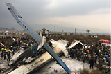 В столице Непала потерпел катастрофу пассажирский самолет