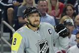 Овечкин забросил 600-ю шайбу в НХЛ