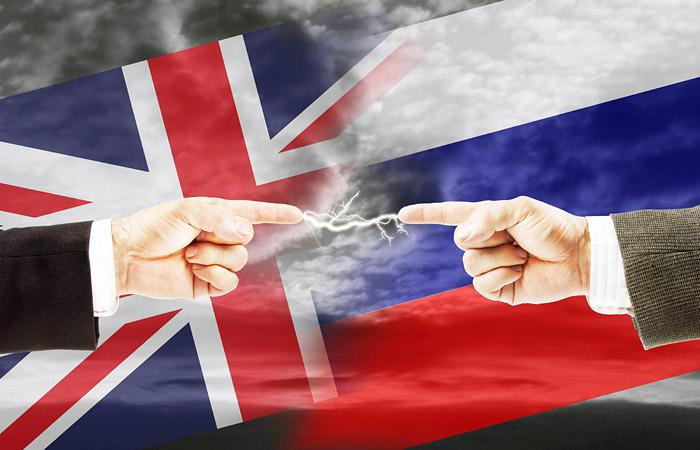Британия заморозит контакты с Россией на высоком уровне