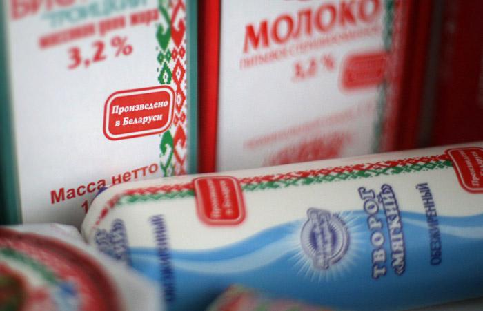 Россельхознадзор отказался от запрета на поставки молока из Белоруссии