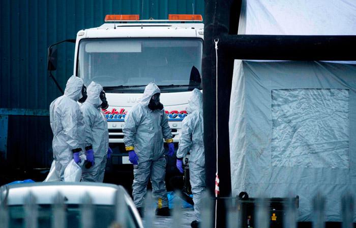 Лондон, Вашингтон, Берлин и Париж выпустили заявление по делу Скрипаля