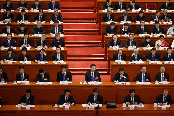 Китайские депутаты одобрили образование новых министерств