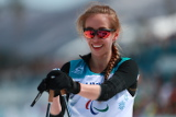Россиянка Лысова завоевала серебро Паралимпиады в лыжной гонке среди слабовидящих