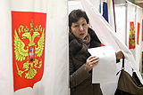 Явка на президентских выборах в РФ превысила 50%