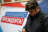 Путин набрал в Крыму более 90% голосов