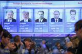 ЦИК обнародовал данные по итогам подсчета 25% голосов
