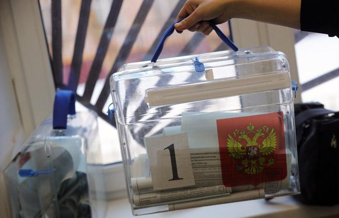 Выборы президента России. Обобщение