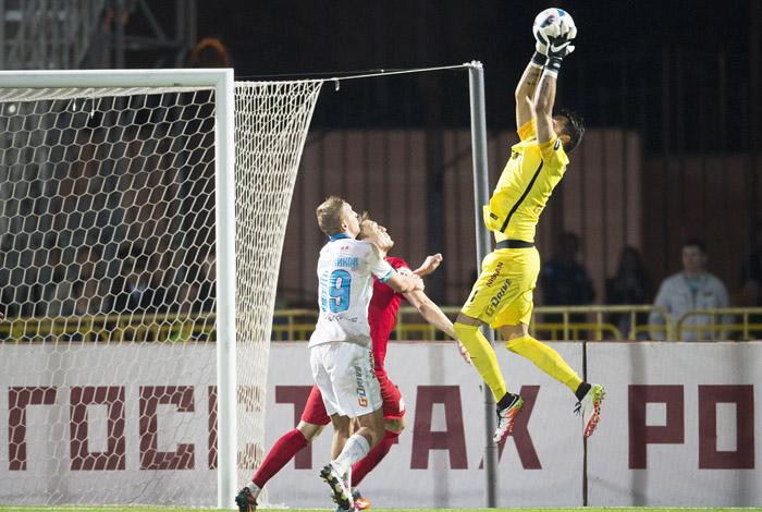 В «Росгосстрахе» решили непродлевать договор с русской футбольной премьер-лигой
