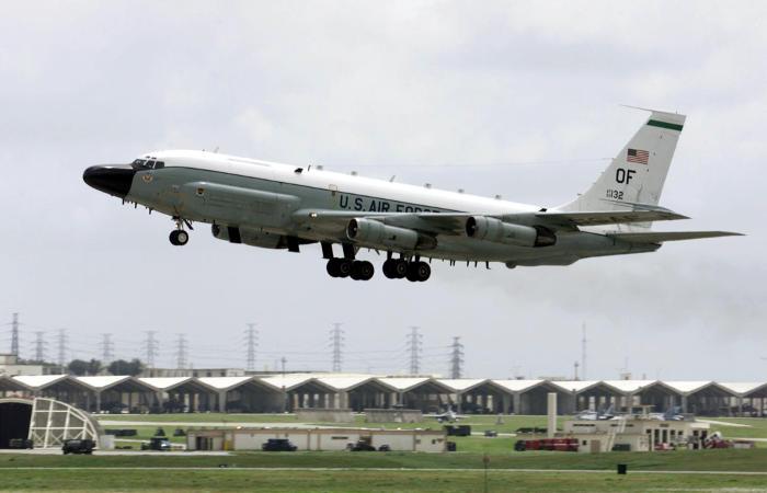 Военные самолеты стран Запада провели разведку у границ России