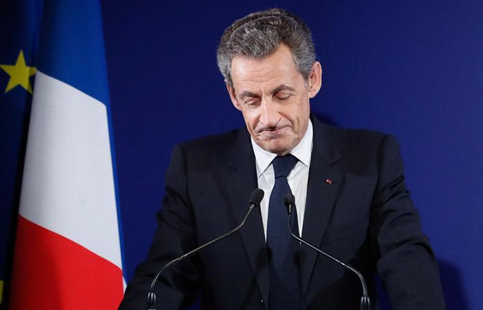 Николя Саркози задержан по делу о финансировании его избирательной кампании