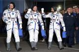 Очередная экспедиция отправилась к МКС с Байконура