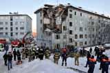 МЧС исключило возможность обрушения дома в Мурманске после взрыва газа