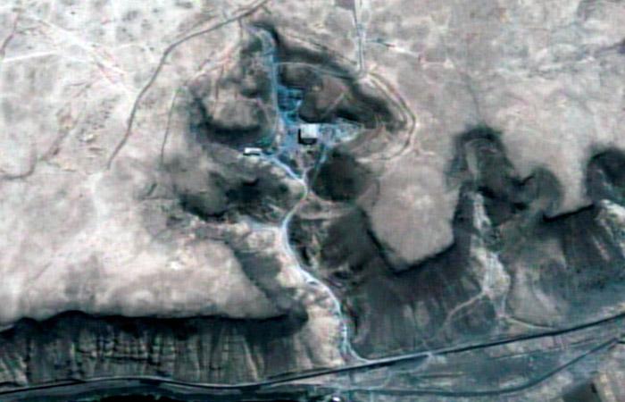 Израиль рассказал об ударе по сирийскому ядерному реактору в 2007 году