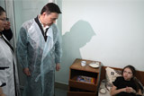 """Губернатор Подмосковья заявил о намерении """"отправить"""" детей из Волоколамска"""