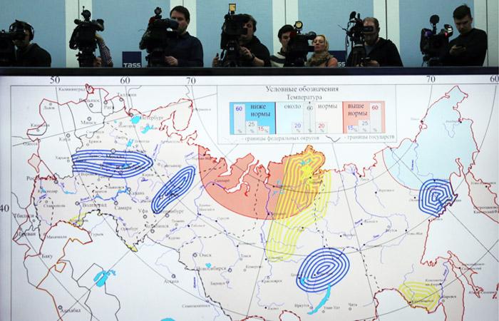 В России предложили создать метеорологическую госкорпорацию
