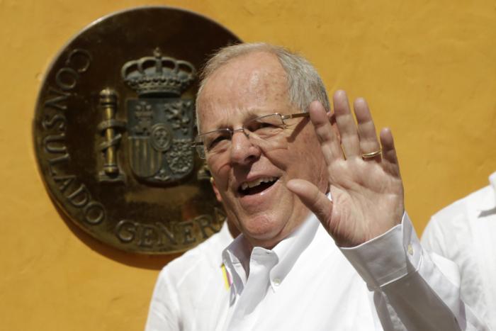 Президент Перу объявил об уходе в отставку