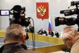 Левин назвал решение СМИ об отзыве журналистов из Госдумы эмоциональным