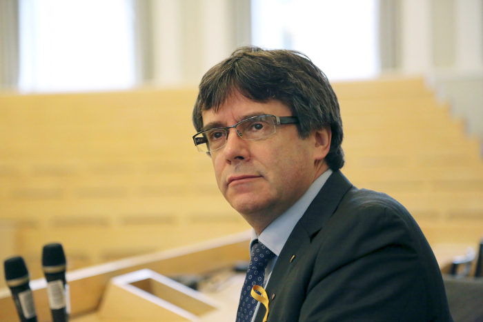 Милиция Финляндии получила запрос отИспании навыдачу Пучдемона