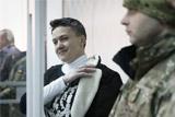 Савченко в суде объявила голодовку