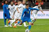 Сборная России проиграла Бразилии в контрольном матче