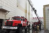 В Кемеровской области введен режим ЧС из-за пожара в торговом центре