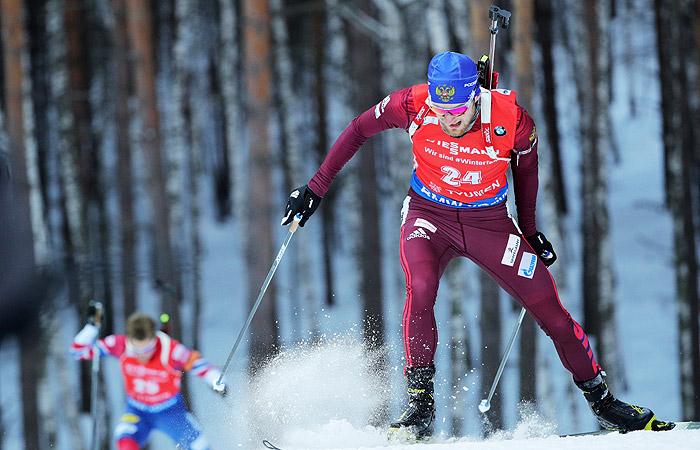Вологжанин Максим Цветков завоевал «золото» Кубка мира