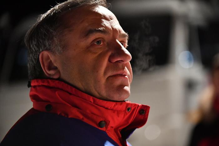 Глава МЧС из Кемерова доложил Медведеву о ходе спасательной операции в торговом центре