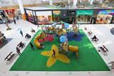 Детские игровые зоны в торговых центрах оказались размещены вопреки СНиПам