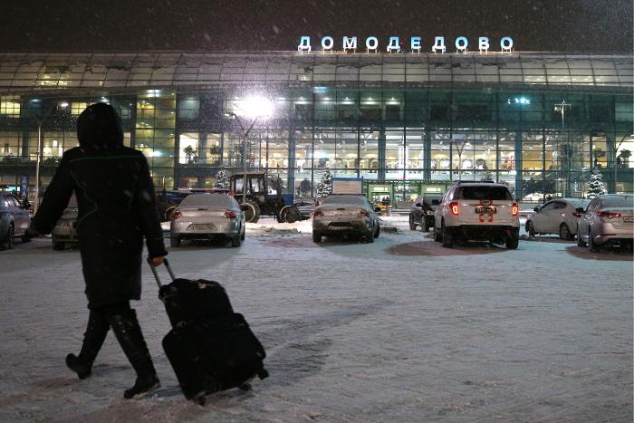 """Рейс Москва-Новосибирск задымился на ВПП в """"Домодедово"""""""