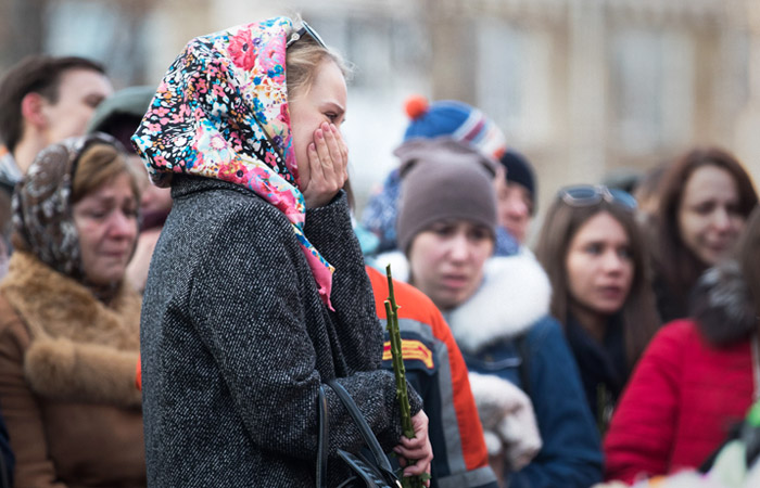 Власти Кемерова опубликовали списки погибших и пропавших без вести