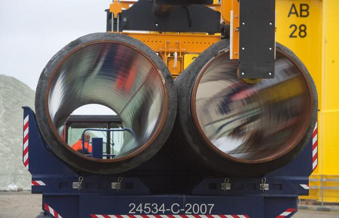 Германия выдала полный комплект разрешений на строительство Nord Stream 2