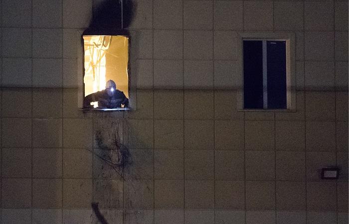 Задержан отключивший систему оповещения о пожаре в кемеровском ТЦ охранник