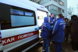 Житель Магадана угрожал ножом бригаде скорой помощи