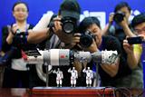 """Американские эксперты спрогнозировали падение станции """"Тяньгун-1"""" на 1 апреля"""