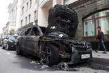 """Члены """"Христианского государства"""" получили по 2 года колонии за поджог автомобилей"""