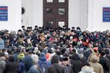 Песков объяснил отказ Путина от участия в митинге в Кемерове