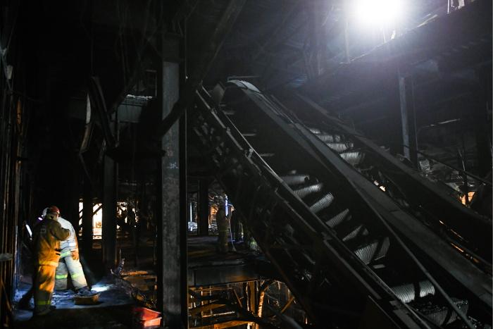 Сгоревший вКемеровоТЦ «Зимняя вишня» был создан без разрешения