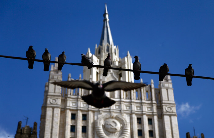 МИД РФ вызвал послов для объявления ответных мер на высылку дипломатов