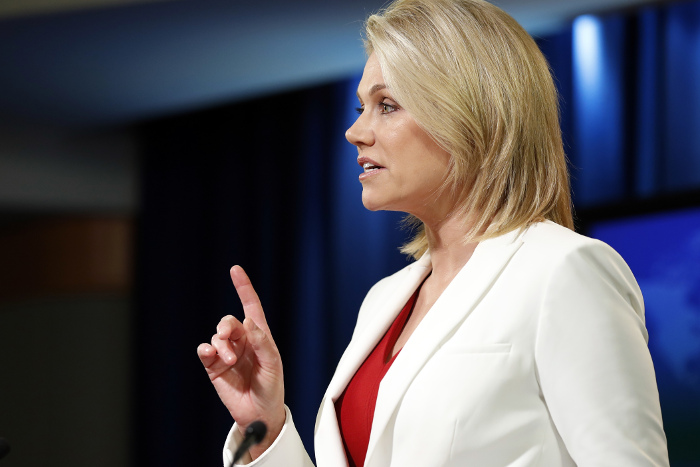 США отказались раскрывать планы ответных мер на на высылку 60 дипломатов из РФ