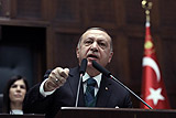 Эрдоган назвал израильского премьера оккупантом и террористом